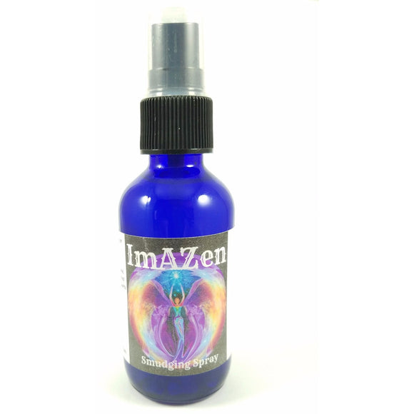 ImAZen Sage Smokeless Smudging Spray