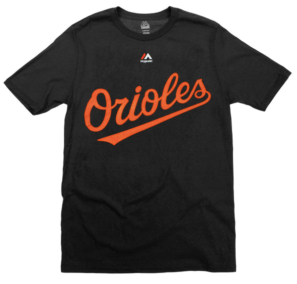 MLB Youth Baltimore Orioles Star Wars Sith Lord #0 T-Shirt, Black