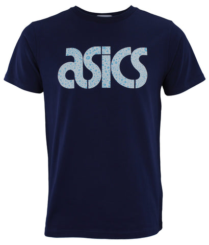 Asics Tiger Men's Logo Graphic Tee, Color Options