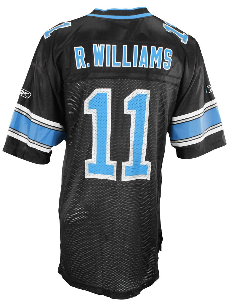 New NFL Men's Detroit Lions Roy Williams #11 Alternate Replica Jersey