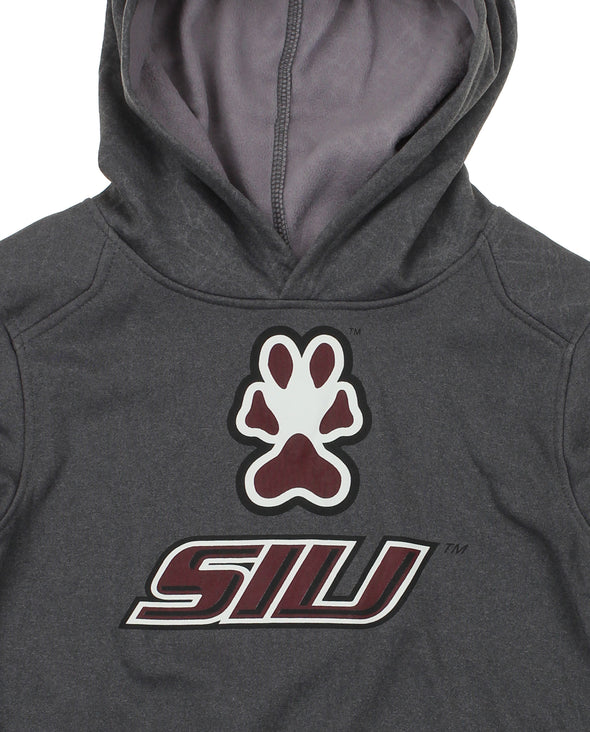 NCAA Youth Southern Illinois Salukis Performance Hoodie, Gray