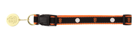Sporty K9 MLB San Francisco Giants Reflective Dog Collar