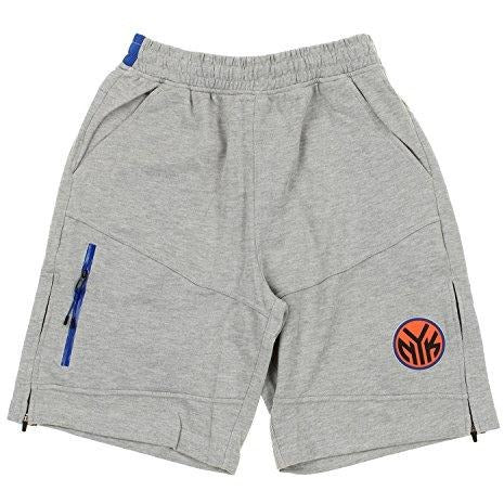 Zipway NBA Men's New York Knicks French Terry Athletic Shorts