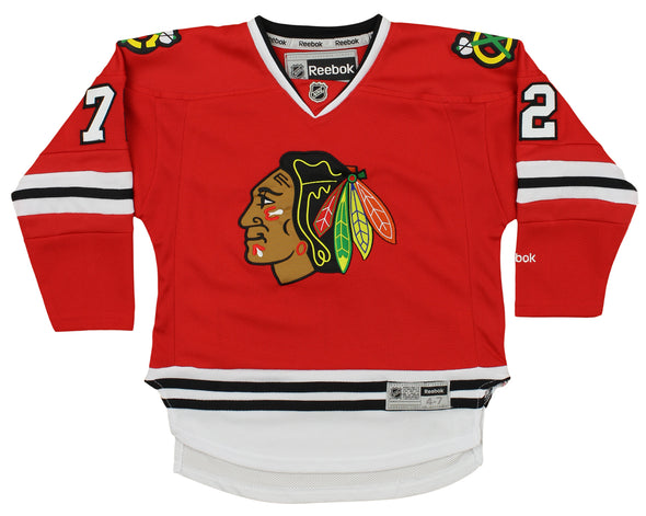 Reebok NHL Kids Chicago Blackhawks Artemi Panarin #72 Player Jersey, 4-7
