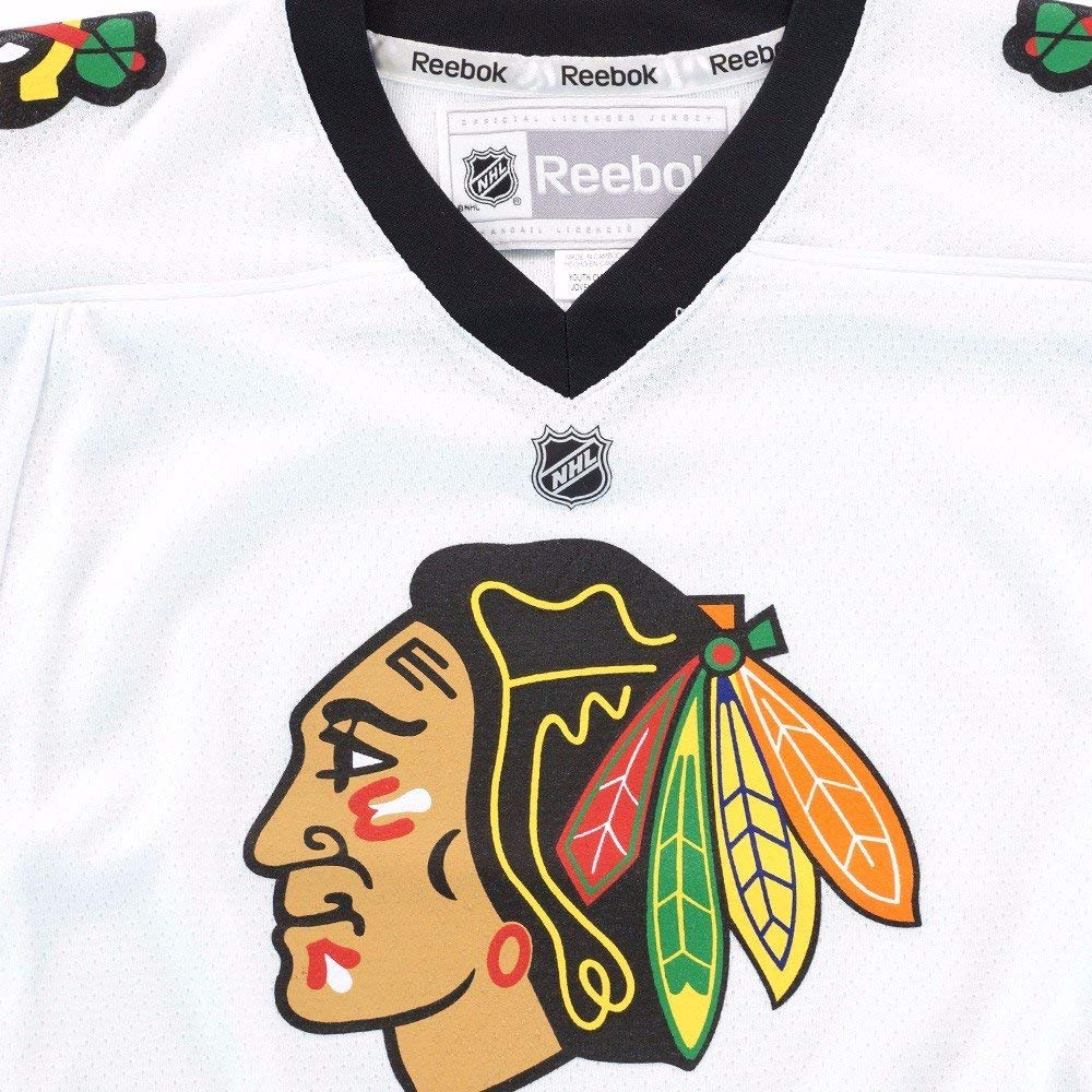 7cd322c99 Reebok NHL Toddlers Chicago Blackhawks Replica Jersey
