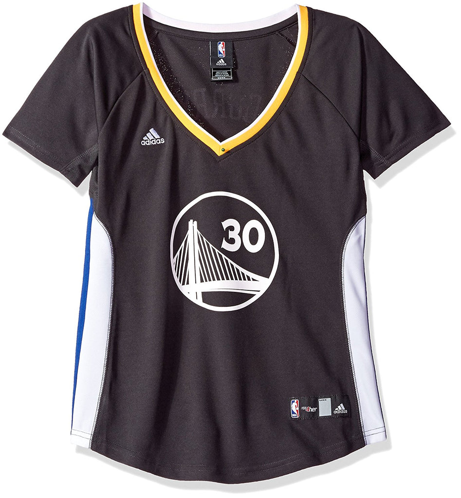 Adidas NBA Women s Golden State Warriors Stephen Curry  30 Replica Jersey 1d8ca63e5