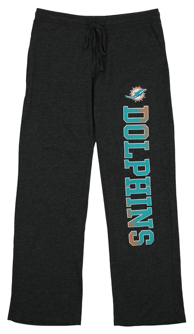Concepts Sport NFL Women's Miami Dolphins Knit Pants