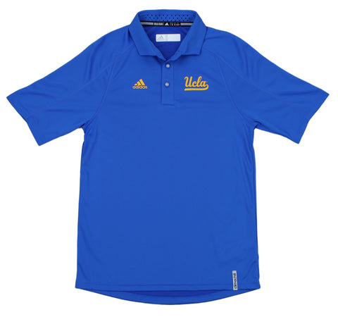 Adidas NCAA Men's UCLA Bruins ClimaChill Performance Polo, Blue