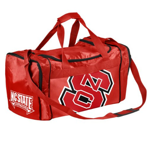 Forever Collectibles NCAA North Carolina State Wolfpack Core Duffle Bag