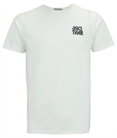 Asics Tiger Men's Small Logo Tee, Color Options
