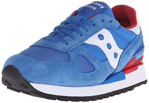Saucony Originals Men's Shadow Original Classic Retro Sneaker Shoes, Blue