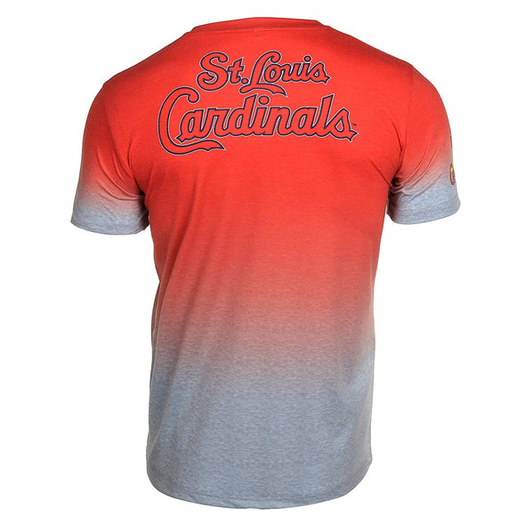 Forever Collectibles MLB Men's St. Louis Cardinals Gradient Tee
