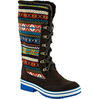 Rocket Dog Women's Suri Ski Trail Boot - Tribal Brown