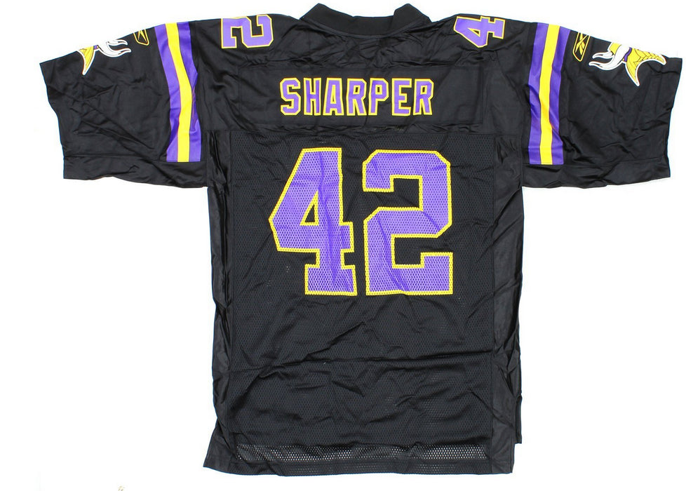 NFL Men s Minnesota Vikings Darren Sharper  42 Alternate Replica Jersey 4f251ed26