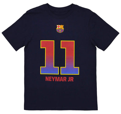 Football Club Youth FC Barcelona Neymar Da Silva Santos Jr #11 Player Tee