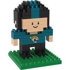NFL Jacksonville Jaguars Mini BRXLZ Player Building Blocks