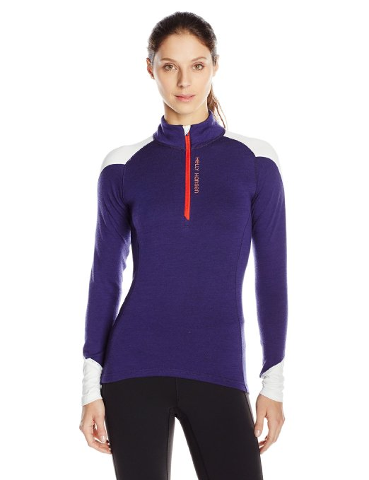 Helly Hansen Women's Warm Run Long Sleeve Pullover Top - Many Colors