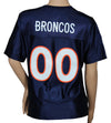 Reebok NFL Women's Denver Broncos Football Fashion Dazzle Jersey