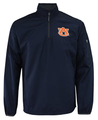 Outerstuff NCAA Men's Auburn Tigers Apex 1/4 Zip Pullover Jacket