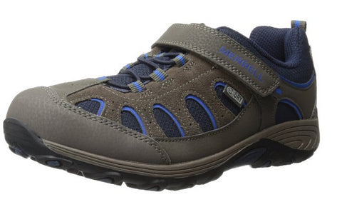Merrell Kids Chameleon A/C Waterproof Hiking Shoe