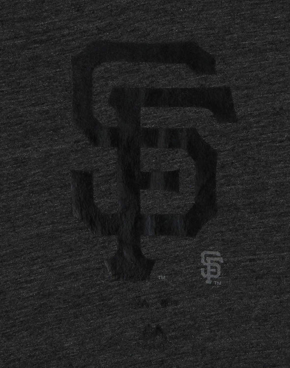 Outerstuff MLB Youth Girls San Francisco Giants Slider Tri-Blend Tee