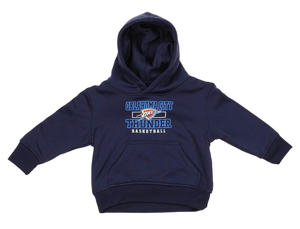 wholesale dealer df1a5 5a24b OuterStuff NBA Toddlers Oklahoma City Thunder Pullover Fleece Hoodie