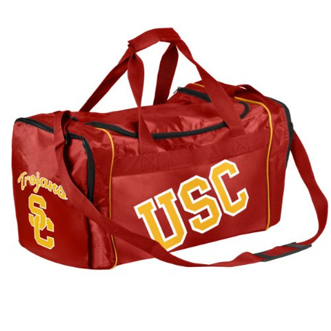 Forever Collectibles NCAA USC Trojans Core Duffle Bag