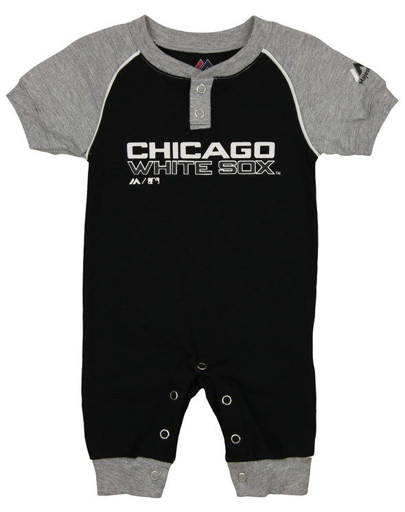 Outerstuff MLB Infant Chicago White Sox Game Time Coverall