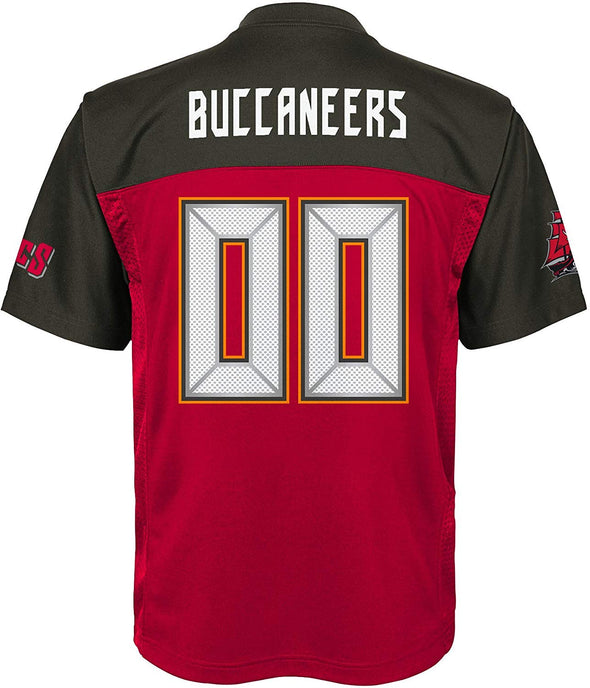 Outerstuff NFL Football Kids Tampa Bay Buccaneers Fashion Jersey