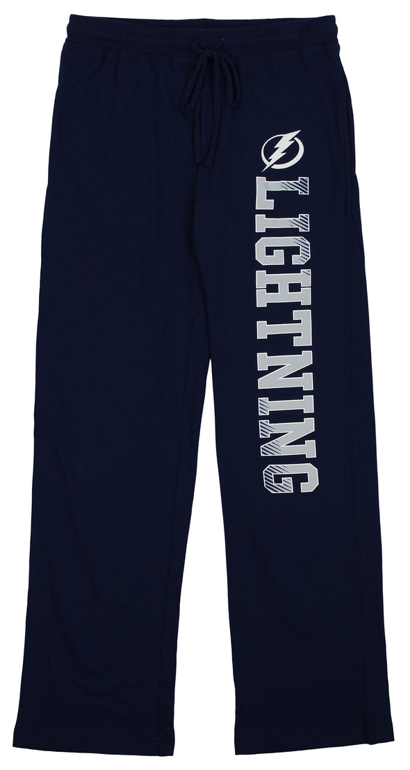 Concepts Sport NHL Women's Tampa Bay Lightning Knit Pants