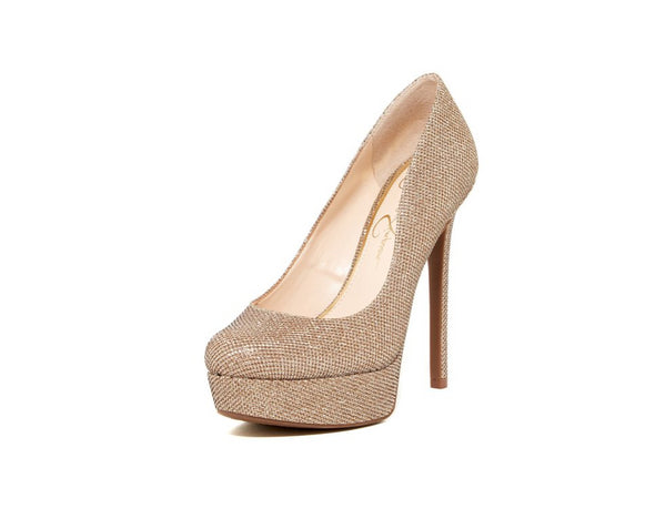 Jessica Simpson Women's Sandrah Platform High Heel Pumps, 2 Colors