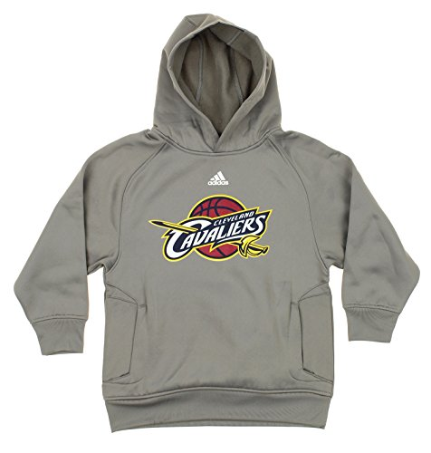 Adidas NBA Youth Boys Cleveland Cavaliers Logo Pullover Sweatshirt Hoodie