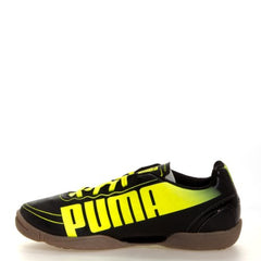 a7e5474c0eb ... PUMA Evospeed 5.2 IT Little Kid   Big Kid Soccer Cleats Shoes - Black    Yellow ...