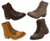 MIA Alexa Women's Lace Up Boots - Many Colors