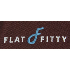 Flat Fitty Popin' Cap Hat, Burgundy / Teal, One Size