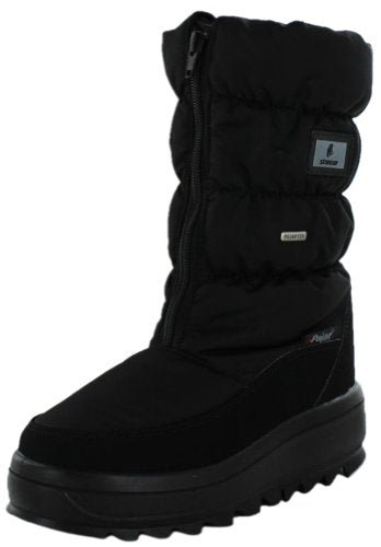 Pajar Chase Women's Snow Boots Waterproof Winter Boot - Black