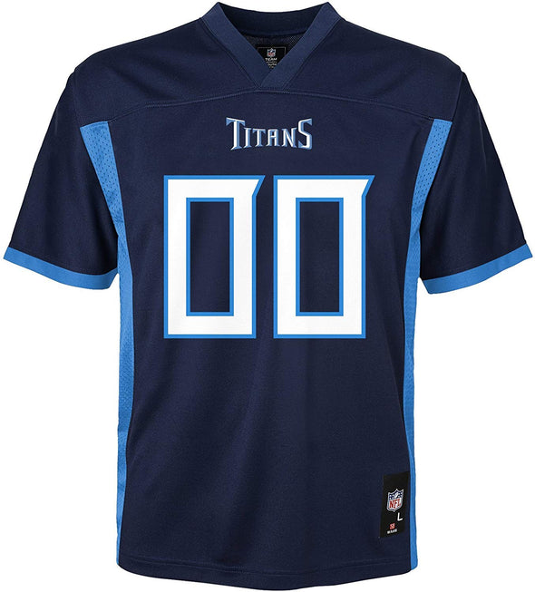 Outerstuff NFL Football Youth Tennessee Titans Fashion Jersey