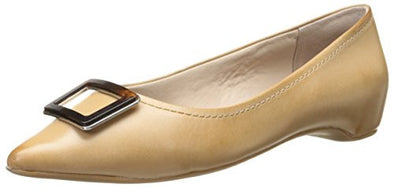 Rockport Women's Total Motion 30 Millimetre Fashion Buckle Slip On Flats, 2 Colors