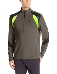 Spyder Men's Lech Therma Stretch T-Neck, Color Options