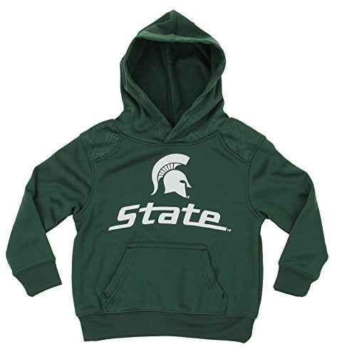 NCAA Kids Michigan State Spartans Performance Hoodie, Green