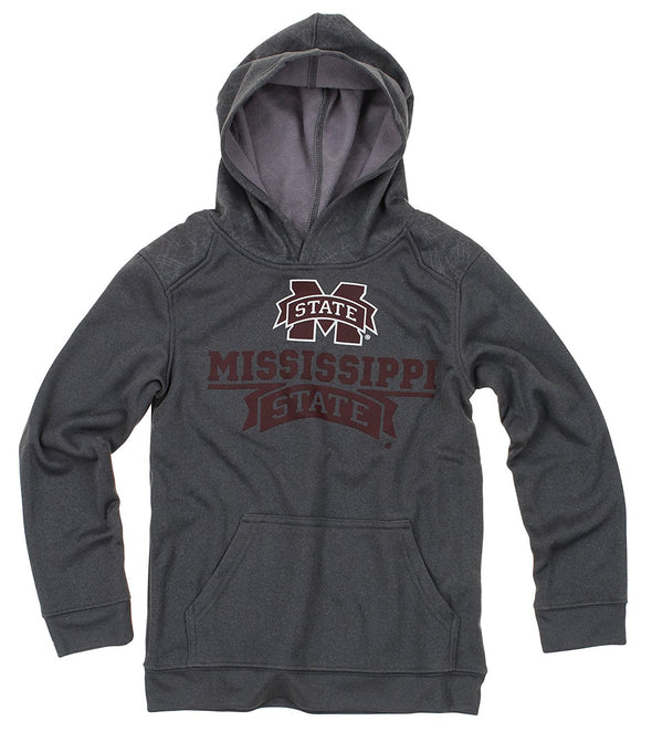NCAA Youth Mississippi State Bulldogs Performance Hoodie
