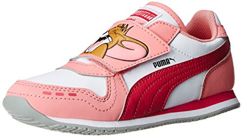 Puma Kids Cabana Racer Tom and Jerry Sneaker Shoes (Infant/Toddler/Little Kid)