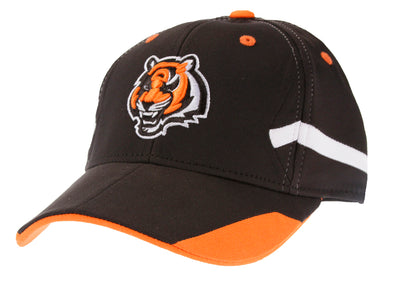 Cincinnati Bengals NFL Youth Size (8-20) Stadium Structured Flex Cap
