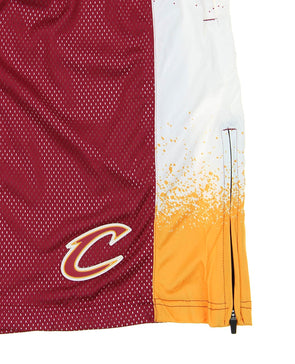 Zipway NBA Men/'s Cleveland Cavaliers MotorCross Athletic Shorts