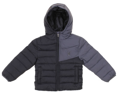 Spyder Little Boys Ace Short Puffer Jacket, Color Options