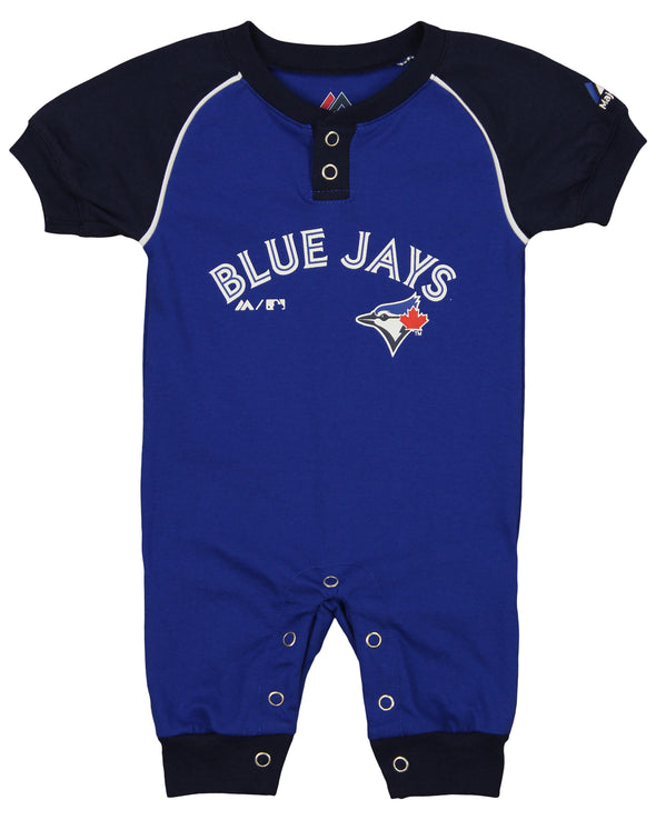 Outerstuff MLB Infant Toronto Blue Jays Game Time Coverall