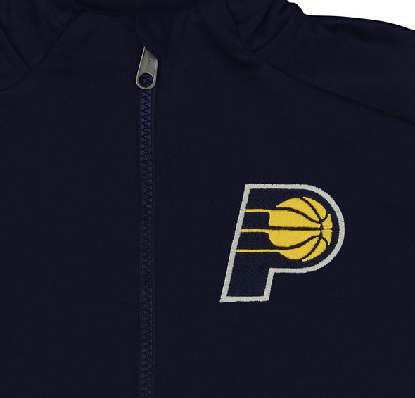 Outerstuff NBA Youth/Kids Indiana Pacers Performance Full Zip Hoodie