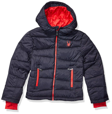Spyder Little Boys Nexus Puffer Jacket, Color Options