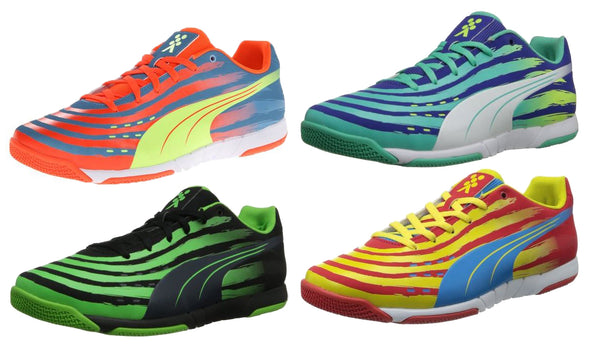 PUMA Kids / Youth / Men's Trovan Lite Fashion Indoor Soccer Shoes - Many Colors