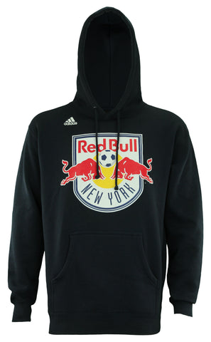f7520e7fff5 Adidas MLS Men s Red Bull New York Fleece Hoodie